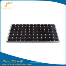 200 Вт 1000 Вт Солнечной панели с высокой эффективностью