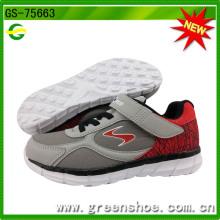 Novas crianças sapatos (gs-75563)