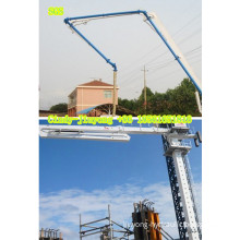 Hydraulic Concrete Placing Boom (Mobile, Stationary, Elevator)
