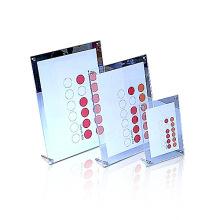 A3 / A4 / A5 / A6 Tamanho Moldura de foto acrílica Perspex Photo Frame, Picture Holder