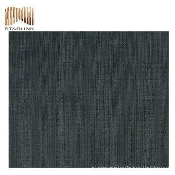 mould-proof decorations home woven vinyl wall paper for sale