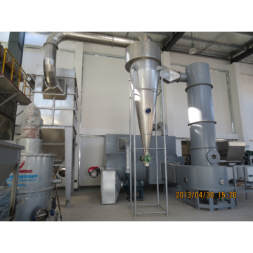 Spin Flash Dryer per National Starch