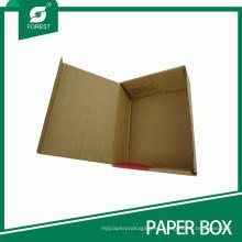 Custom Logo Design Kraft Mailing Box Wholesale