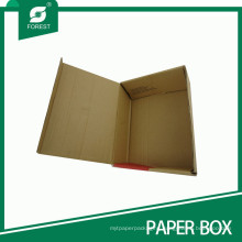 Custom Logo Design Kraft Mailing Box Wholesale