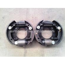 Placa de apoio de freio hidráulico de 7 polegadas para reboques de caixa leve
