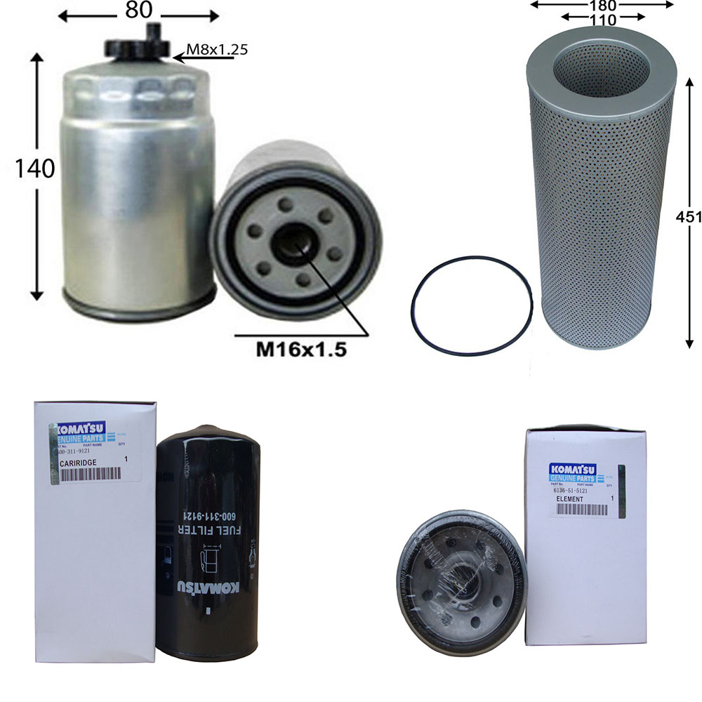 Hydraulic Cartridge Filter