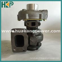 Turbo / turbocompresseur pour Ta31 728001-0001