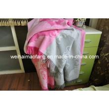 Flecos de lana Merino pura lana tiro (NMQ-WT043)
