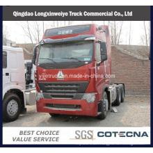 Top Quality 340-460HP HOWO-A7 Euro II~IV Tractor Truck