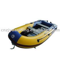 Barco de pesca inflable comercial 330