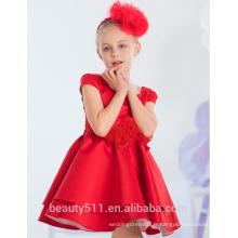 Robe de fée pour fille fille robe scoop encolure manches sans bretelles filles en robe de nuit chaude ED787
