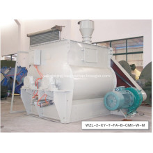 Twin Paddle Mixer for Active Carbon