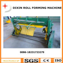 Dx Foot Step Steel Sheet Cutting Machine