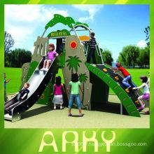 Nouvel équipement d'amusement extérieur de montée verte