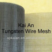 Vente chaude 2013 anping KAIAN tissu en treillis métallique en tungstène