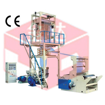 Экструзионная машина для производства полиэтиленовой пленки