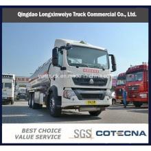 HOWO T5g 22000L Oil Truck Fuel Tanktruck