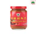 230 g de bocal de verre sauce piment fort