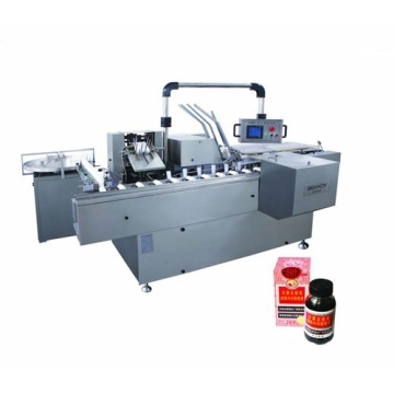 SHM100 Fully Automatic Cartoning Machine