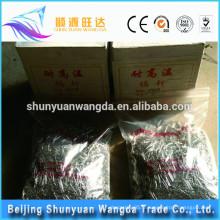 Traitement personnalisé des tiges de tungstène poli tungstène