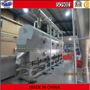 Calcium Chloride Dihydrate Fluid Bed Drying Machine China Manufacturer