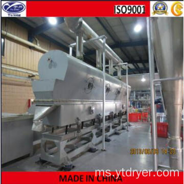 Sodium Fluoride Vibrating Bed Drying Machine