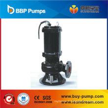 Pompe à eau submersible électrique d'eaux d'égout de fonte de haute qualité