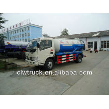Dongfeng FRK 3 m3 camión de succión de aguas residuales