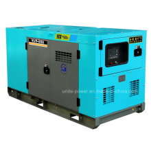 Motor diesel silencioso de 50kVA Isuze Diesel Engine espera (US45G)
