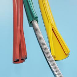 SINOFUJI 110KV Snap-on Silicone Rubber Insulated Sheathed Tube