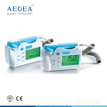 АГ-BZ013 усовершенствованная цифровая обработка сигнала (DSP) технология медицинского оборудования фетальный допплер медицинского оборудования