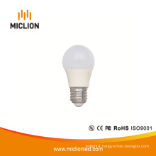 5W E27 LED Dimmable Bulb Light with Ce RoHS
