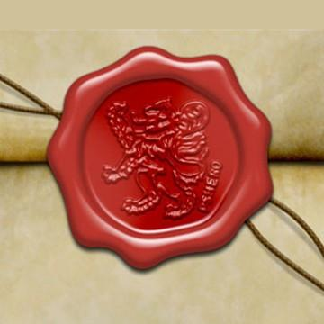 DIY sealing wax sticker (4)
