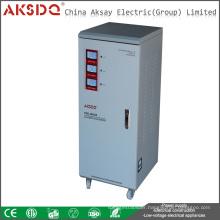 2016 New Type SVC Single Phase High Accuracy 30Kva Servo Motor Full Automatic AC Voltage Stabilizer/WenZhou China