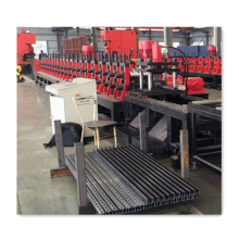 Solar Energy PV Supporting Bracket Roll Forming Line