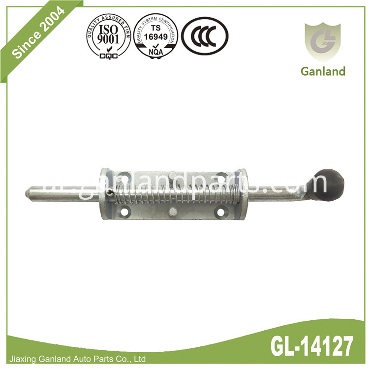 Black Knob Handle GL-14127