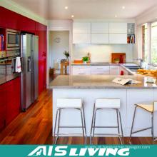 Móveis de cozinha usados Portas de laca UV (AIS-K179)