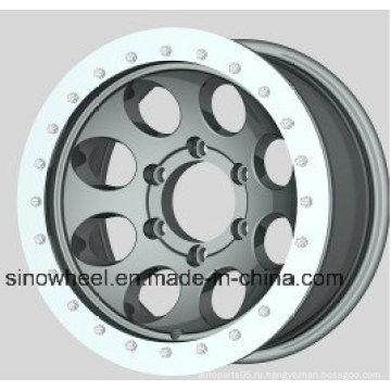 16X8 Литые диски с высоким качеством