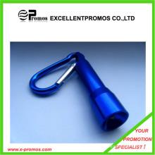 Высокое качество светодиодный фонарик с карабином (EP-T7527)