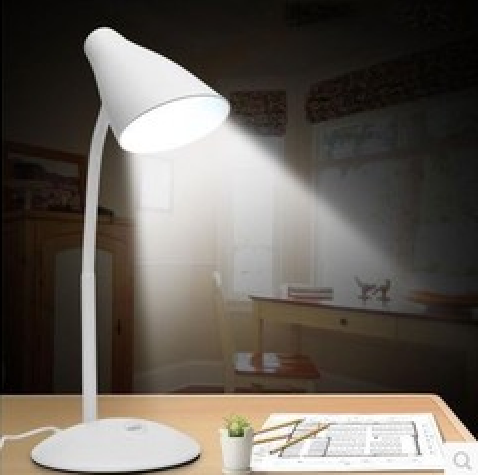Lampe de table à LED amovible