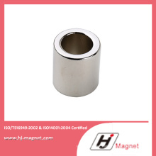 Hot Sale Ring NdFeB Permanent Magnet on Industry