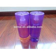 Botella de spray de plástico con tapa grande