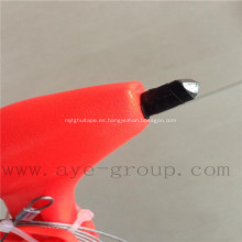 Martillo de emergencia con cuerda de alambre de acero