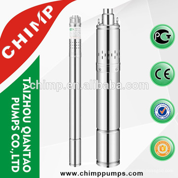 2inch /3inch/ 4inch stainless steel borehole water pump