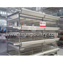 Mesin H Type Poultry Cages