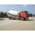 9CBM 6x4 mobile Concrete Mixer Truck