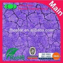 Good quality Purple crocodile skin powder coating