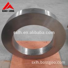 gr2 titanium forging rolling ring