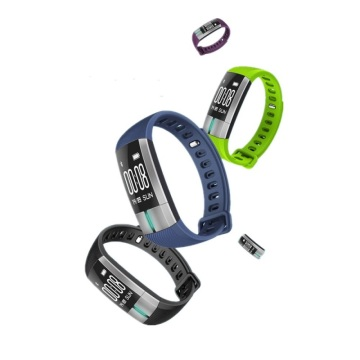 PPG & ECG Low Power Hartslag Smart Armband
