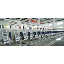 Máquina de bordar LEJIA 628 de alta velocidad